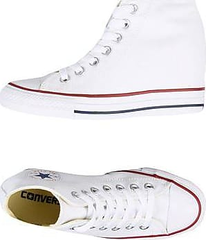 CT AS MID LUX CANVAS METALLIC - CALZADO - Sneakers abotinadas Converse