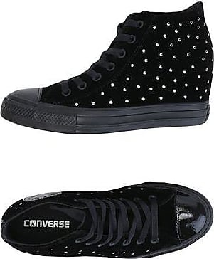 CT AS HI VELVET STUDS - FOOTWEAR - High-tops & sneakers Converse