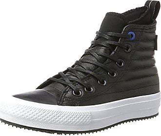 CTAS Ultra Mid, Zapatillas Altas Unisex Adulto, Negro (Black/Gym Red/White 001), 39.5 EU Converse