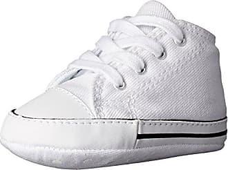 Converse Chuck Taylor All Star Season Ox, Zapatillas Unisex Adulto, Blanco (White), 19 EU