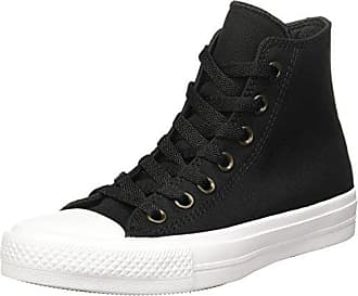 Converse All Star WP Boot Leather Hi Black/Black/White, Schuhe, Sneaker & Sportschuhe, Hohe Sneaker, Schwarz, Female, 36