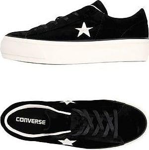 CT AS MID LUX VELVET STUDS - FOOTWEAR - High-tops & sneakers Converse
