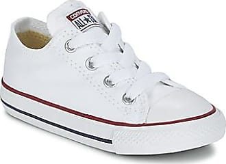 NUOVO All Star Converse Chucks Low OX CAN WHITE BIANCO SNEAKER SCARPE m9165 Retro