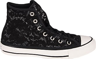 Sneakers Converse Chuck Taylor AltoLimited Edition in Pizzo Nero