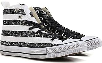 Sneakers for Women On Sale, White, Fabric, 2017, US 5 (EU 36) US 9 (EU 40) Converse
