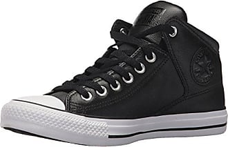 Converse Damen CTAS Hi Black Unisex High Top  40 EUSchwarz