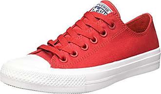 Converse Damen CT AS Dainty OX Red Slip On Sneaker, Rot (Varsity Red 600), 38.5 EU