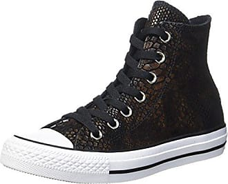 Converse CTAS Ox Black/Egret, Baskets Mixte Adulte, Multicolore (Black/Black/Egret), 40 EU