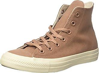 Unisex Kids Chuck Taylor CTAS Hi Nubuck Fitness Shoes, Pink (Barely Rose/Barely Rose 653), 3.5 UK 4 UK Converse
