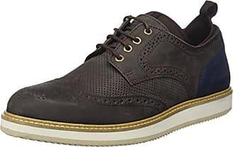 Zapato FL Cuero, Brogues Homme, Marron (Cuero 0), 42 EUCoronel Tapiocca
