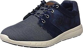 Zapatos azul marino Coronel Tapioca para hombre