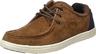 Coronel Tapioca C02-07, Zapatos de Cordones Brogue para Hombre, Varios Colores (Tierra/Marino), 42 EU