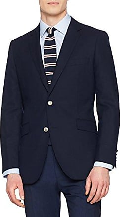Traje Liso Classic Fit, Costume Homme, Bleu (Azul Marino 10), 56(Taille Fabricant:56)Cortefiel