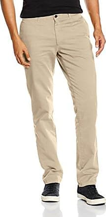 Womens Slim 5 Pck Garment Dyed trousers Cortefiel
