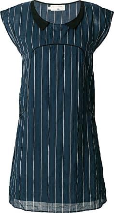 Weites Kleid mit Streifen Cotélac