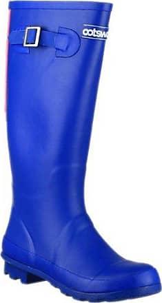 Cotswold Damen Gummistiefel Highgrove (36 EUR) (Blau)