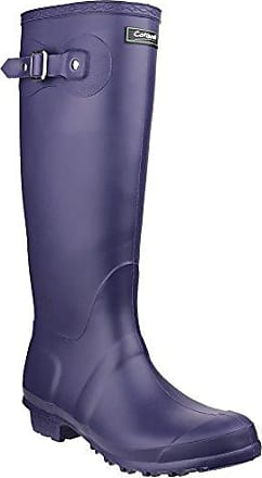 Cotswold Damen Gummistiefel Sandringham (40 EU) (Marineblau)