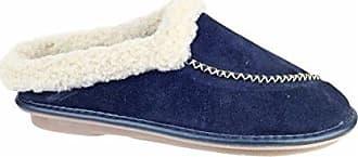 Cotswold Finstock Damen Hausschuhe / Pantoffeln (41 EUR) (Marineblau)