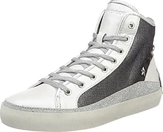 Womens Afterlife Hi-Top Sneakers Crime London