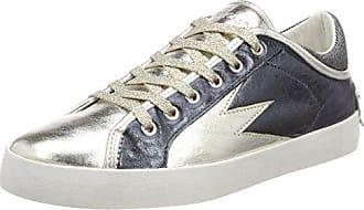 Crime London 25310ks1, Zapatillas Para Mujer, Multicolor (Marine), 38 EU