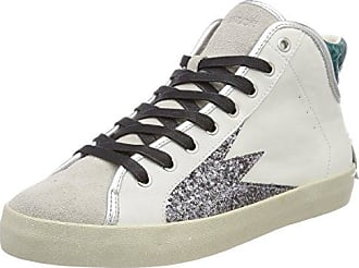 Womens 25331ks1 Hi-Top Trainers Crime London