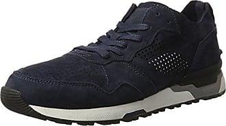 Crime London Kobe, Sneakers Basses Homme, Bleu (Navy), 44 EU