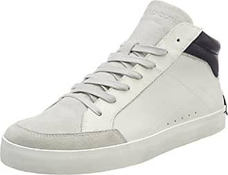 Sneakers for Men On Sale in Outlet, Black, Suede leather, 2017, 6.5 Crime London