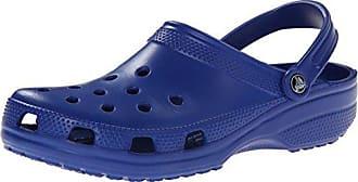 Crocs Sandali Donna, Blu (Navy Cerulean blu), 37/38