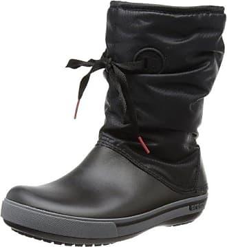 Crocs Winter Puff Boot Women, Mujer Bota, Marrón (Espresso/Espresso), 37-38 EU