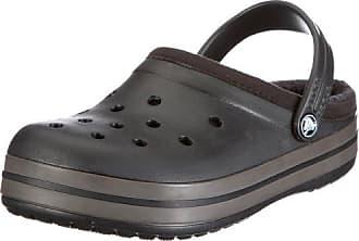 crocs Crocband Graphic Clog, Unisex - Erwachsene Clogs, Grün (Dark Camo Green), 45/46 EU