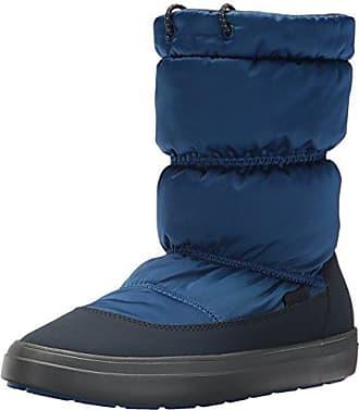 crocs Winter Puff Boot Women, Damen Schneestiefel, Blau (Blue Jean/Blue Jean), 38/39 EU
