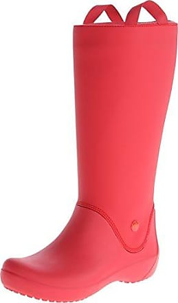Crocs Winter Puff Boot Women, Mujer Bota, Rosa (Candy Pink/Candy Pink), 41-42 EU