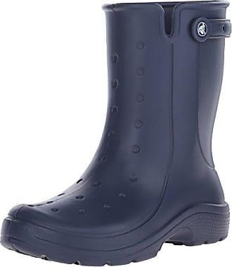 crocs Freesail Rain Boot Women, Damen Gummistiefel, Blau (Navy), 36/37 EU