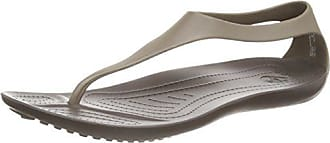 Swiftwater Flip Women, Tongs Femme, Gris (Smoke/White 06x), 39/40 EUCrocs