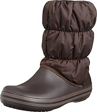 Freesail Chelsea Boot Women, Mujer Bota, Marrón (Garnet), 39-40 EU Crocs
