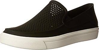 crocs Citilane Slip-on Sneaker Women, Damen Sneakers, Mehrfarbig (Leopard/Black), 36/37 EU