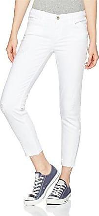 Wallis Scarlet, Vaqueros Slim para Mujer, Blanco (White 005), 16/L27