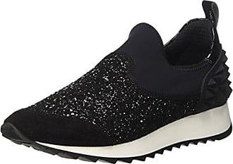 Cult CLE103084, Sneakers Basses FemmeNoirNoir (Black 999), 35 EU EU