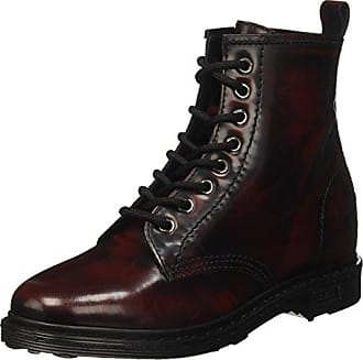 C115, Bottes Classiques Femme - Rouge (Bordo), 36 EUObjects In Mirrors