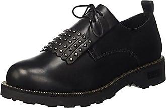 Cult CLE102644, Sneakers Basses Femme - Noir - Noir (Nero 999), 41 EU EU