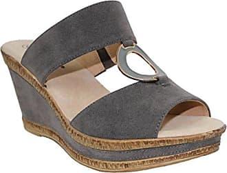 Cushion Walk Lifestyle Damen Sandalen, Beige - Beige - Größe: 39