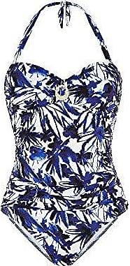 Cyell 321, Maillot Une Pièce Femme, Multicolore (Secret Garden 618), 42D