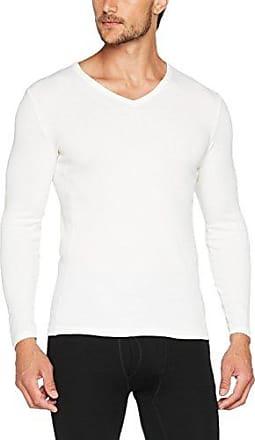 Shirt Manches Longues Thermolactyl Bioactif, Haut Thermique Homme, Bleu (Indigo), XX-Large (Taille Fabricant: XXL)Damart