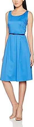 Kleid, Robe Femme, Bleu (Steel Blue), 38 (38)Daniel Hechter