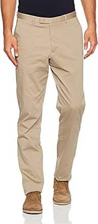 Pantalón recto para hombre, color blau (nightblue 61), talla 44 Daniel Hechter