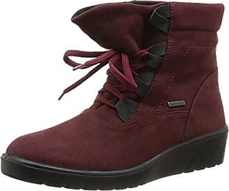 Dalaran 4A Suede, Bottines Femme, Rouge (Bordeaux 7251), 42 EUILC I Love Candies Shoes