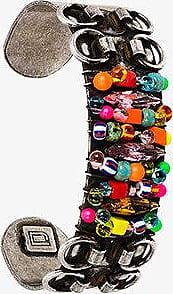 Dannijo beaded cuff bracelet