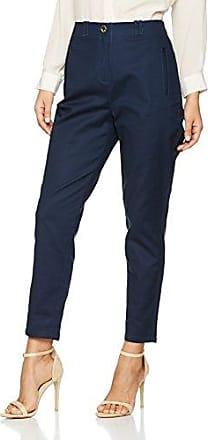 7/8th Stretch, Pantalon Femme, Bleu (Navy 44750310), 40Dash