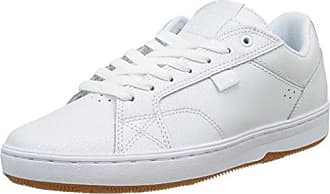 DC Shoes Trase TX, Baskets Basses Homme, Blanc (Pristine/Angora), 40 EU