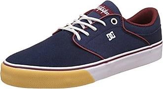DC Shoes, Mikey Taylor Vulc SE, Zapatillas de Skateboarding, Mujer, Negro (Black Dark Used), 42